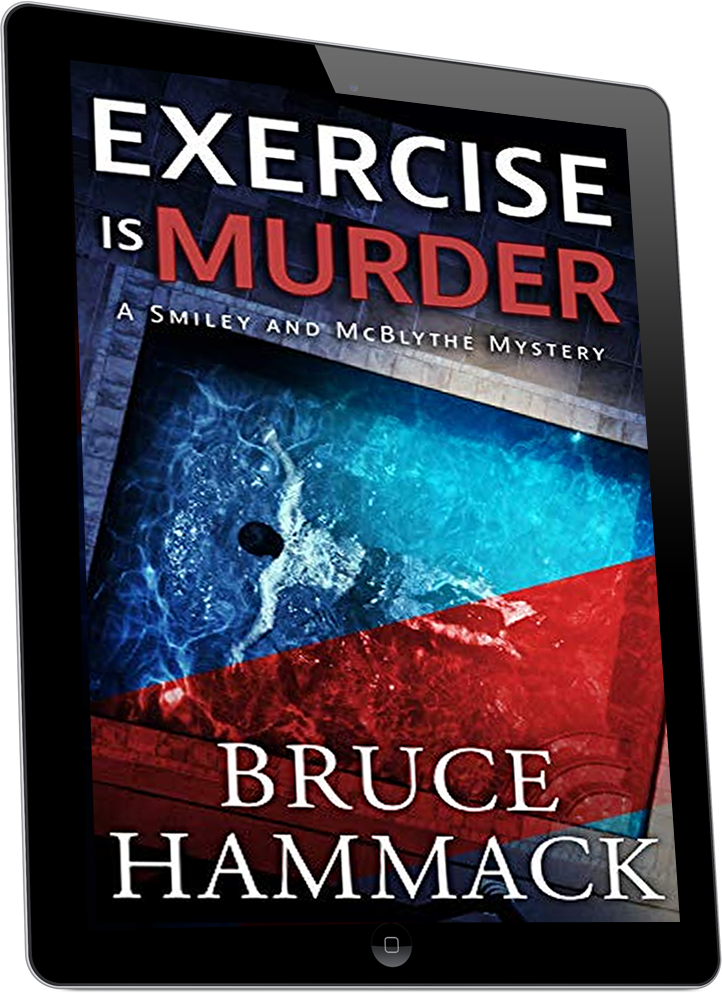 Exercise is Murder book cover