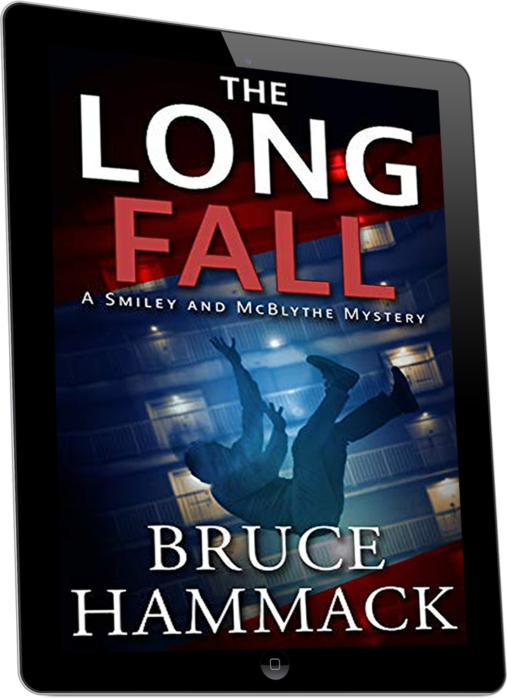 The Long Fall book cover